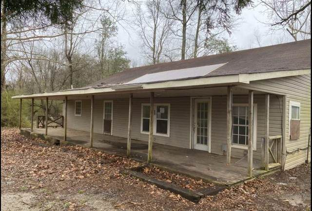 1314 County Road #422, CLANTON, AL 35045 (MLS #151100) :: Crawford/Willis Group