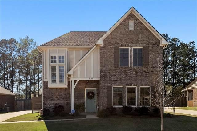2638 Mimms Lane, AUBURN, AL 36832 (MLS #151137) :: Kim Mixon Real Estate