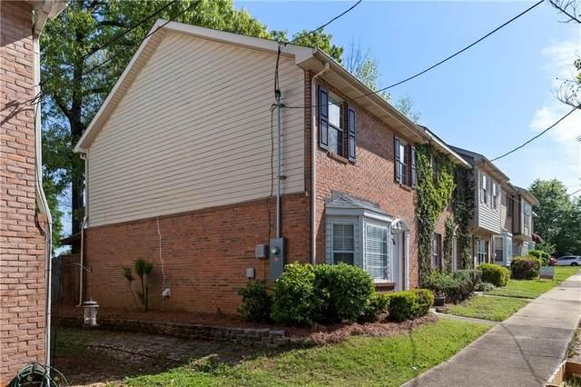 841 Choctaw Drive, AUBURN, AL 36830 (MLS #151140) :: Kim Mixon Real Estate