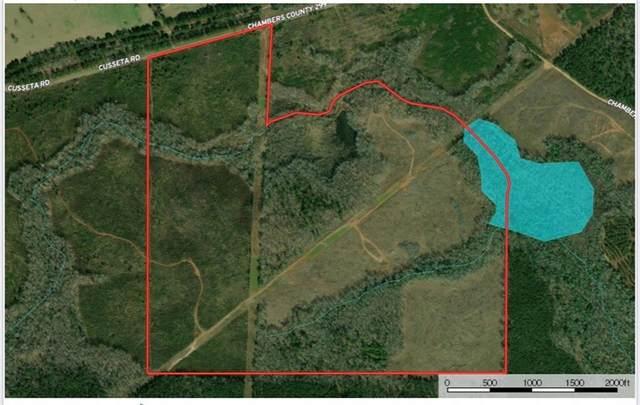 na County Road 299, CUSSETA, AL 36852 (MLS #151173) :: Kim Mixon Real Estate