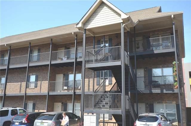 836 W Glenn Avenue #110, AUBURN, AL 36830 (MLS #151183) :: Crawford/Willis Group