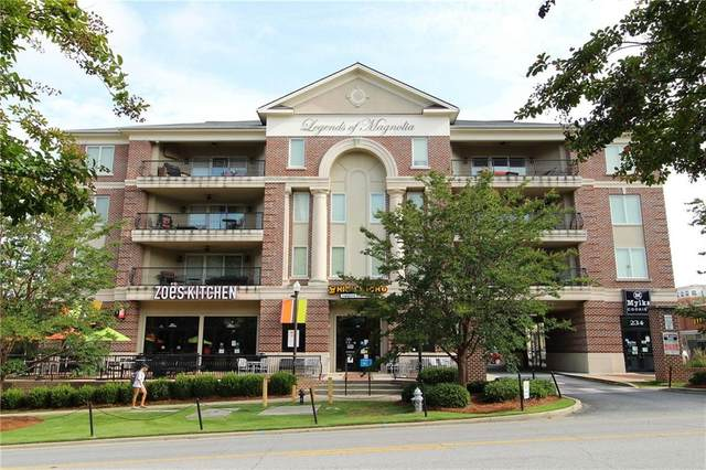 234 W Magnolia Avenue #208, AUBURN, AL 36830 (MLS #151205) :: Crawford/Willis Group
