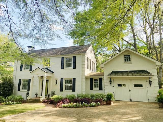 479 Pinedale Drive, AUBURN, AL 36830 (MLS #151219) :: Crawford/Willis Group