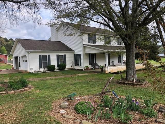 6685 County Road 8, HANCEVILLE, AL 35077 (MLS #151232) :: Kim Mixon Real Estate