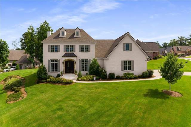 1809 Yarbrough Farms Boulevard, AUBURN, AL 36830 (MLS #151262) :: Kim Mixon Real Estate