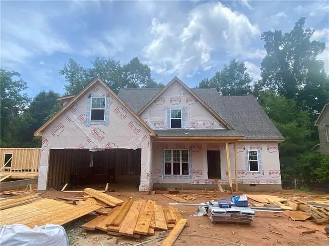 1838 Dellia Drive, AUBURN, AL 36830 (MLS #151276) :: Kim Mixon Real Estate