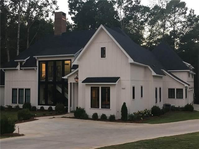 1661 Fairway Drive, AUBURN, AL 36830 (MLS #151284) :: Kim Mixon Real Estate