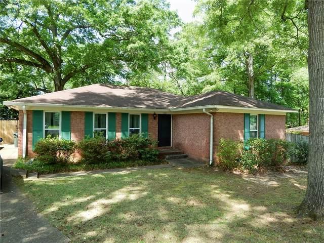 1101 Rustic Ridge Road, AUBURN, AL 36830 (MLS #151298) :: Kim Mixon Real Estate