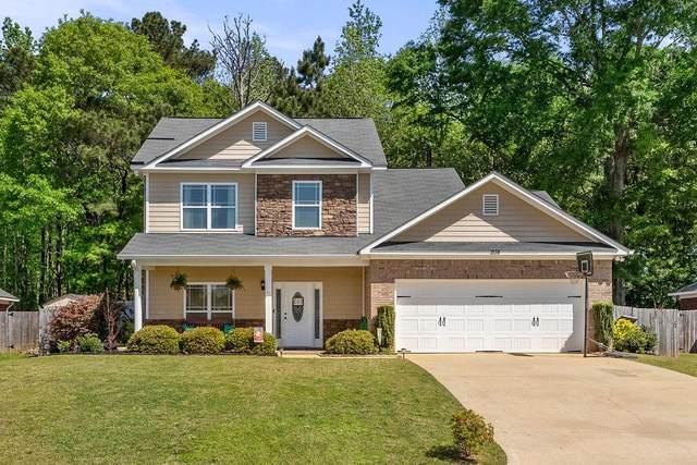204 Cove Creek Drive, OPELIKA, AL 36804 (MLS #151320) :: Kim Mixon Real Estate