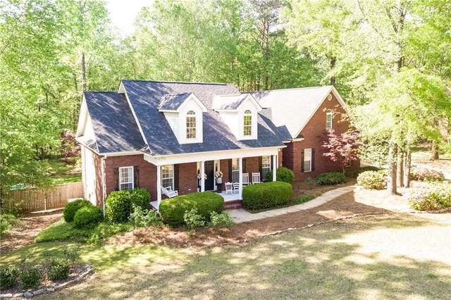 1837 Quail Hollow, AUBURN, AL 36830 (MLS #151330) :: Kim Mixon Real Estate