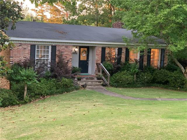 802 Crossley Avenue, OPELIKA, AL 36801 (MLS #151425) :: David Kahn & Company Real Estate