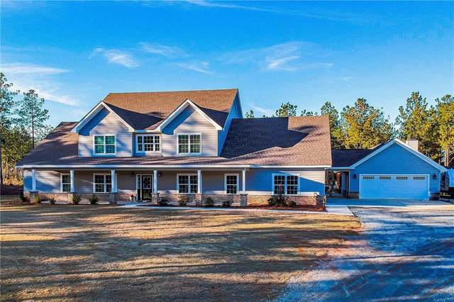 6260 Lee Road 249, SMITH STATION, AL 36877 (MLS #151462) :: Crawford/Willis Group