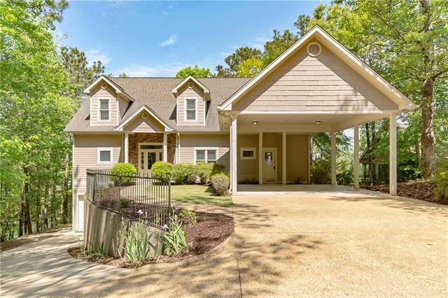 495 N Ridge, ALEXANDER CITY, AL 35010 (MLS #151468) :: Crawford/Willis Group