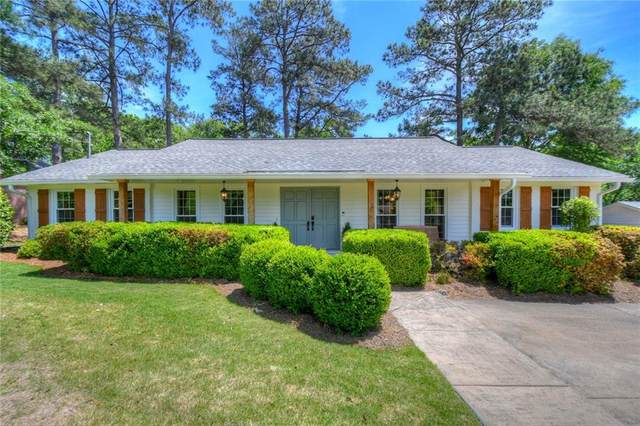 901 S Dean Road, AUBURN, AL 36830 (MLS #151518) :: Crawford/Willis Group