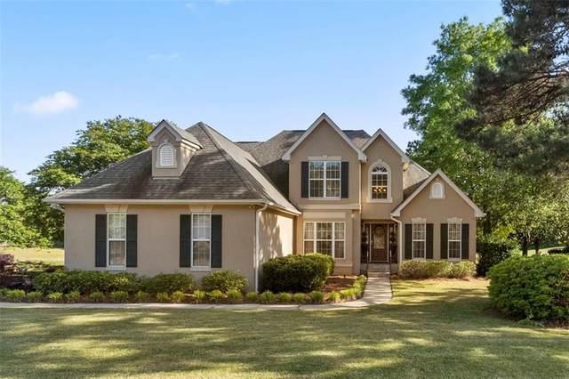 264 Belmonte Drive, AUBURN, AL 36830 (MLS #151567) :: Kim Mixon Real Estate