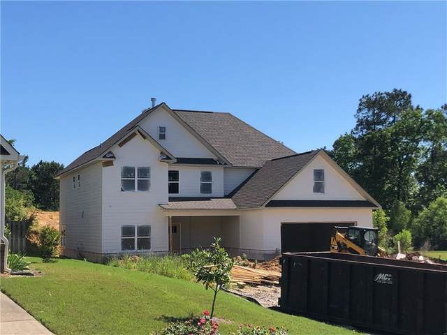 4169 Creekview Court, AUBURN, AL 36832 (MLS #151651) :: Crawford/Willis Group