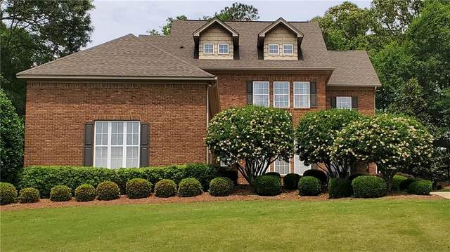 2404 Stonybrook Road, OPELIKA, AL 36801 (MLS #151704) :: Crawford/Willis Group
