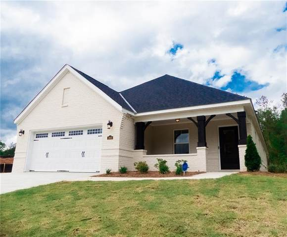 1900 Trail Ridge Road, AUBURN, AL 36830 (MLS #151716) :: Crawford/Willis Group