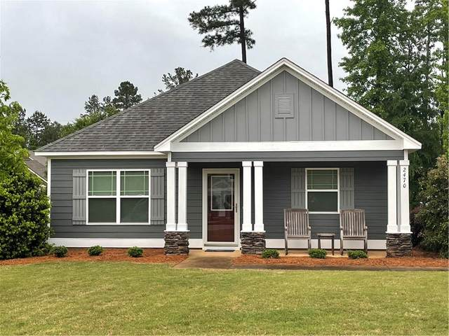 2470 Churchill Circle, AUBURN, AL 36832 (MLS #151719) :: The Mitchell Team