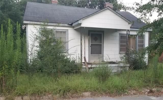 108 N Josephine Street, TUSKEGEE, AL 36083 (MLS #151827) :: Crawford/Willis Group