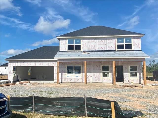 45 Ivy Loop, PHENIX CITY, AL 36867 (MLS #151838) :: Kim Mixon Real Estate