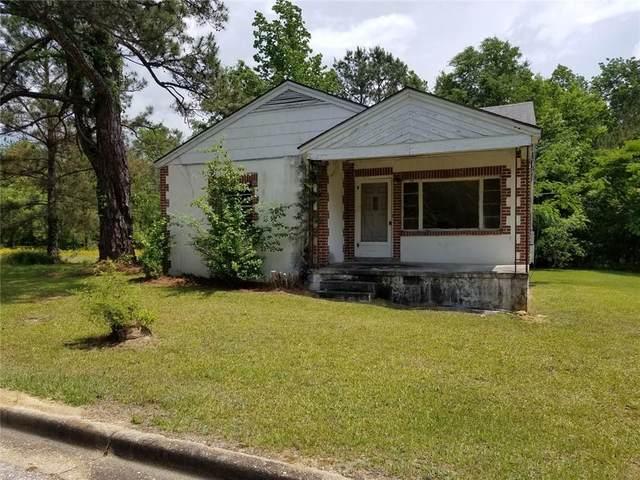 1202 Central Avenue, TUSKEGEE, AL 33683 (MLS #151880) :: Real Estate Services Auburn & Opelika