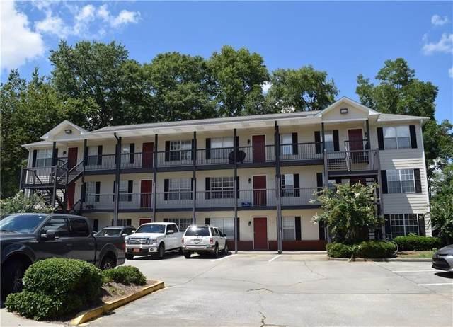 544 W Glenn Avenue #104, AUBURN, AL 36832 (MLS #151894) :: Kim Mixon Real Estate