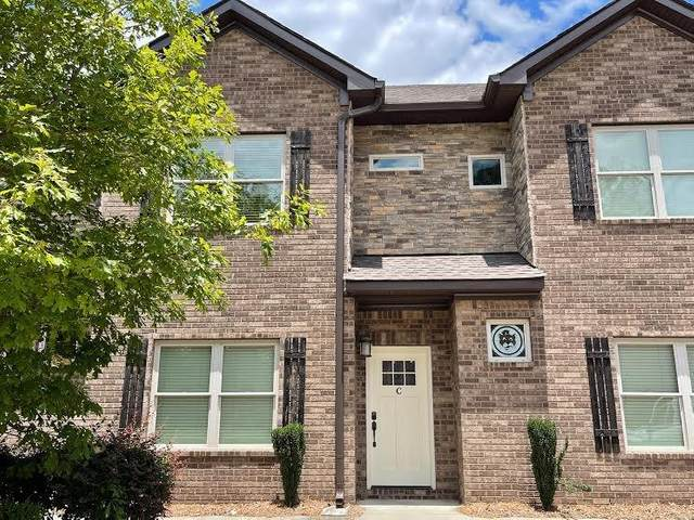 377 White Street C, AUBURN, AL 36830 (MLS #152003) :: Crawford/Willis Group