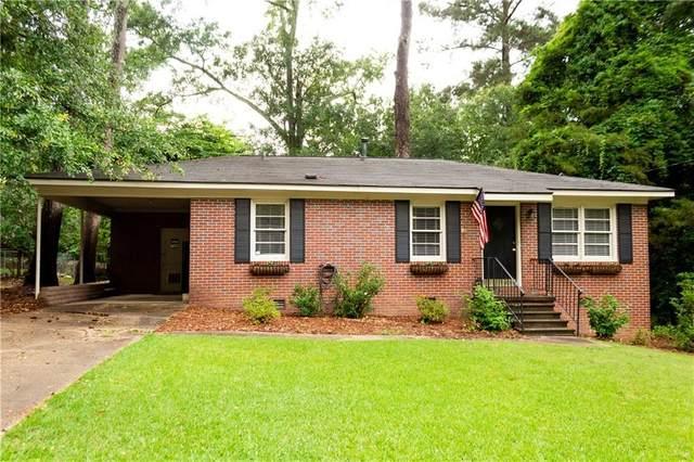 343 Village Drive, AUBURN, AL 36830 (MLS #152135) :: Kim Mixon Real Estate