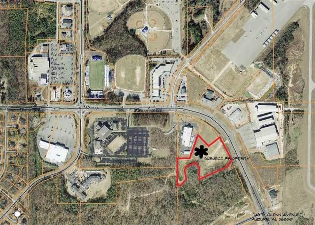 1850 E Glenn Avenue, AUBURN, AL 36830 (MLS #152162) :: The Mitchell Team