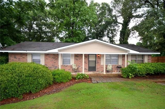546 E University Drive, AUBURN, AL 36830 (MLS #152177) :: Real Estate Services Auburn & Opelika