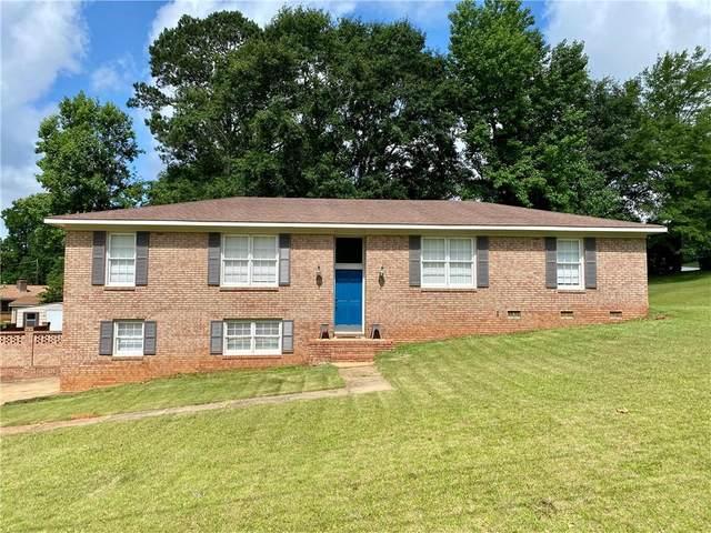 2010 Glenwood Drive, OPELIKA, AL 36801 (MLS #152178) :: Kim Mixon Real Estate