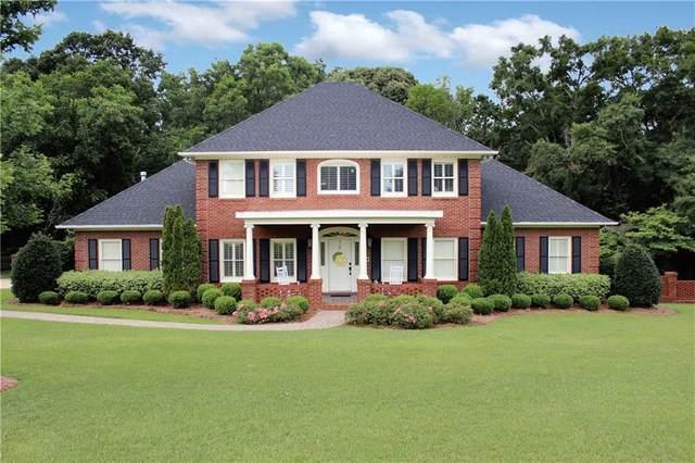 1602 Morris Avenue, OPELIKA, AL 36801 (MLS #152287) :: Kim Mixon Real Estate