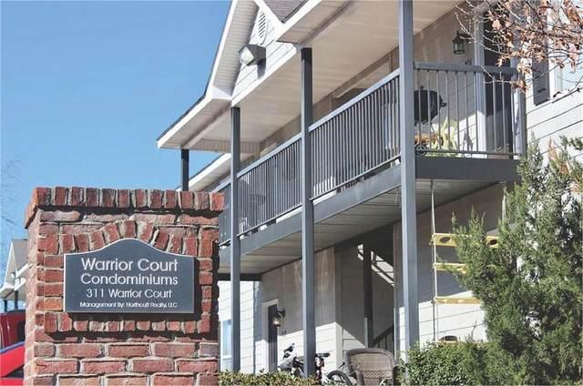 311 Warrior Court #201, AUBURN, AL 36830 (MLS #152371) :: Real Estate Services Auburn & Opelika