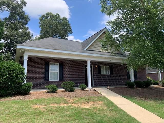 807 W Longleaf Drive #47, AUBURN, AL 36832 (MLS #152382) :: Real Estate Services Auburn & Opelika