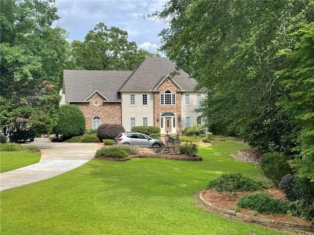 561 Hamilton Hills Drive, AUBURN, AL 36830 (MLS #152431) :: Kim Mixon Real Estate