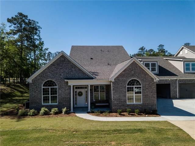 688 Villas Way #101, AUBURN, AL 36832 (MLS #152547) :: Real Estate Services Auburn & Opelika