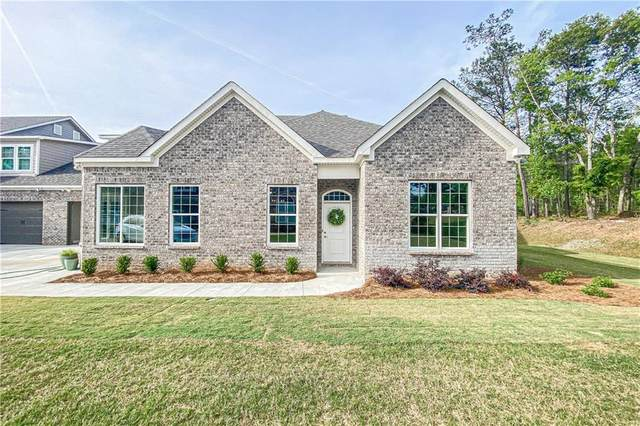688 Villas Way #102, AUBURN, AL 36832 (MLS #152548) :: Real Estate Services Auburn & Opelika