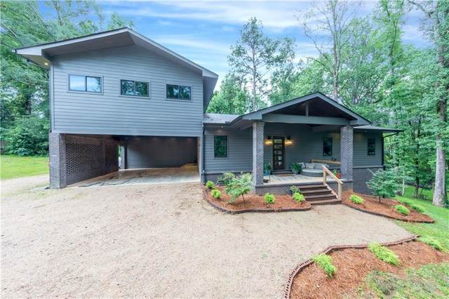 507 Auburn Drive, AUBURN, AL 36830 (MLS #152603) :: Kim Mixon Real Estate