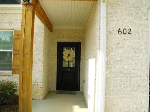 602 Thornberry Drive, AUBURN, AL 36830 (MLS #152620) :: Real Estate Services Auburn & Opelika