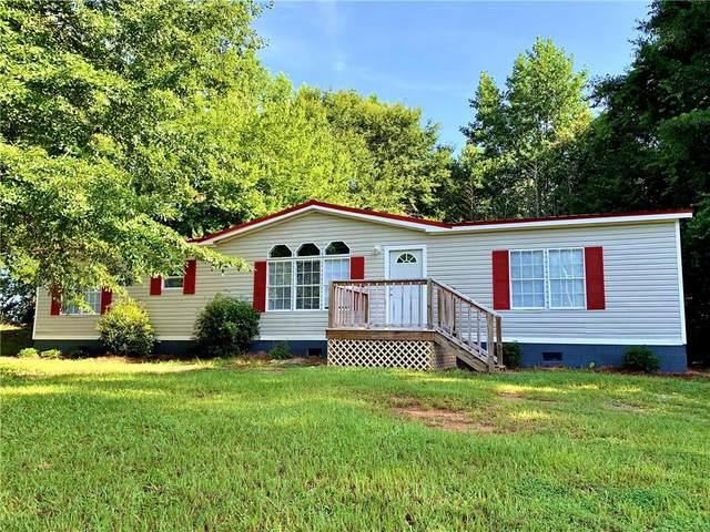 106 Lee Road 638, SALEM, AL 36874 (MLS #152654) :: Real Estate Services Auburn & Opelika