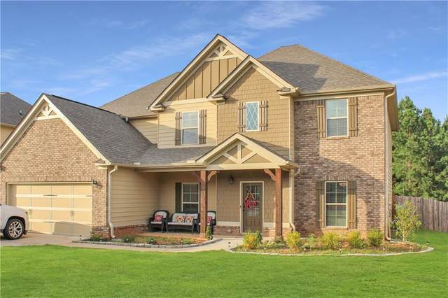 3015 Mckinley Drive, OPELIKA, AL 36804 (MLS #152709) :: Real Estate Services Auburn & Opelika