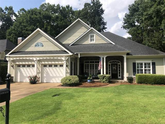 793 Millers Point Road, AUBURN, AL 36830 (MLS #152710) :: Real Estate Services Auburn & Opelika