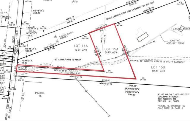 174 Lee Road 174, OPELIKA, AL 36801 (MLS #152713) :: Real Estate Services Auburn & Opelika