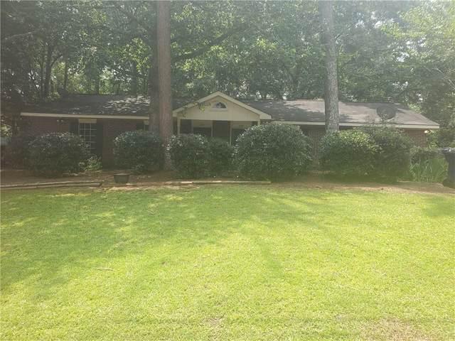 922/924 E Magnolia Avenue #922, AUBURN, AL 36830 (MLS #152796) :: The Mitchell Team
