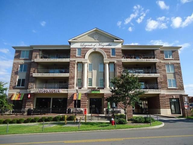 234 W Magnolia Avenue #214, AUBURN, AL 36830 (MLS #152798) :: Real Estate Services Auburn & Opelika