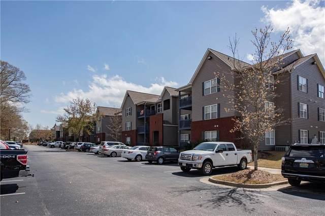 1114 S College Street #202, AUBURN, AL 36832 (MLS #152840) :: Crawford/Willis Group