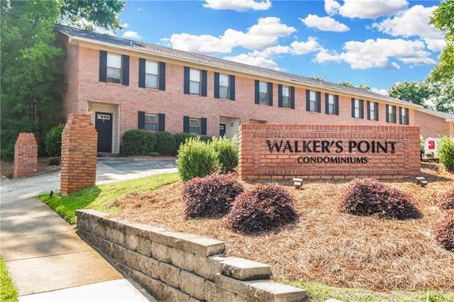 101 S Ross Street #3, AUBURN, AL 36830 (MLS #152886) :: Real Estate Services Auburn & Opelika