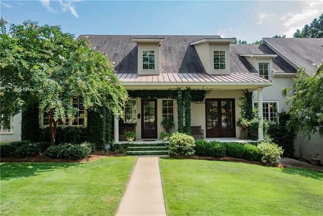 1486 Mccurry Lane, AUBURN, AL 36830 (MLS #153035) :: Kim Mixon Real Estate