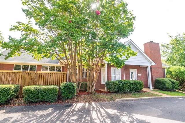 607 Homewood Drive, AUBURN, AL 36830 (MLS #153324) :: Kim Mixon Real Estate